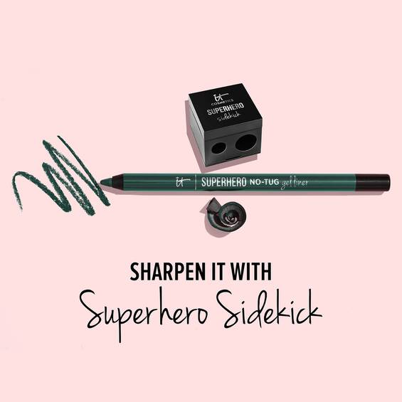 Superhero No-Tug Gel Liner