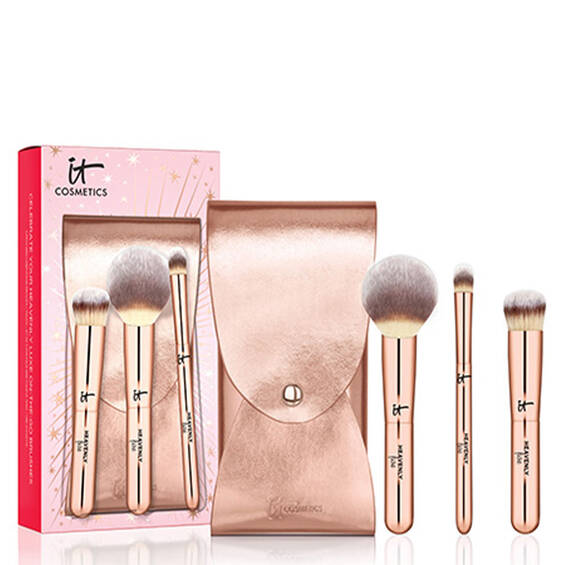 Celebrate Your Heavenly Luxe On-The-Go Brushes