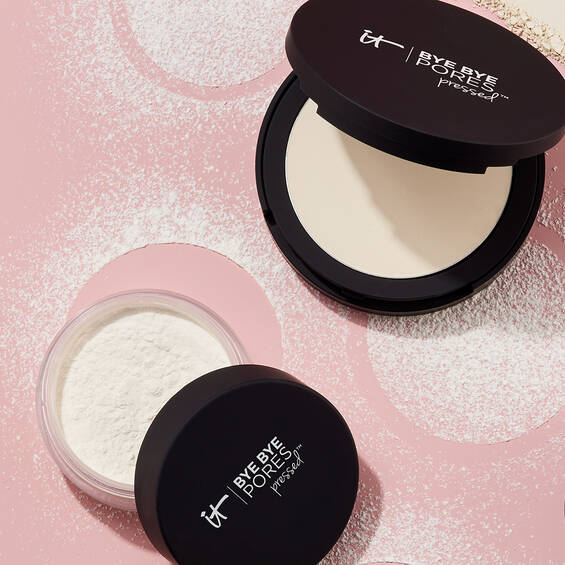 Bye Bye Pores Poreless Finish Airbrush Powder