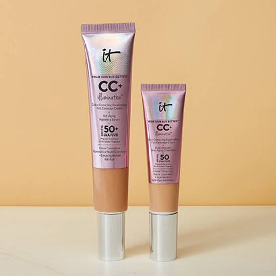 Your Skin But Better™ CC+ Cream Illumination™ SPF 50+ - CC Crème