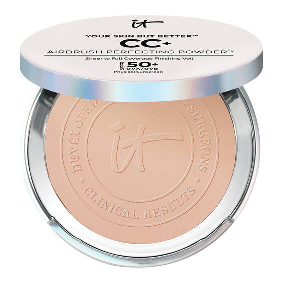 Your Skin But Better™ CC+ Airbrush Perfecting Powder™ SPF 50 - Poudre de Finition