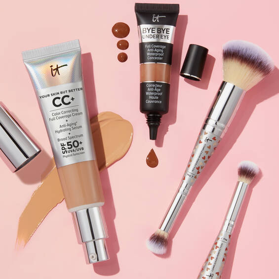 Pinceau Teint & Anti-Cernes Heavenly Luxe Complexion Perfection #7